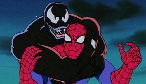 Spiderman TAS 1a