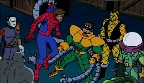 Spiderman TAS 3a